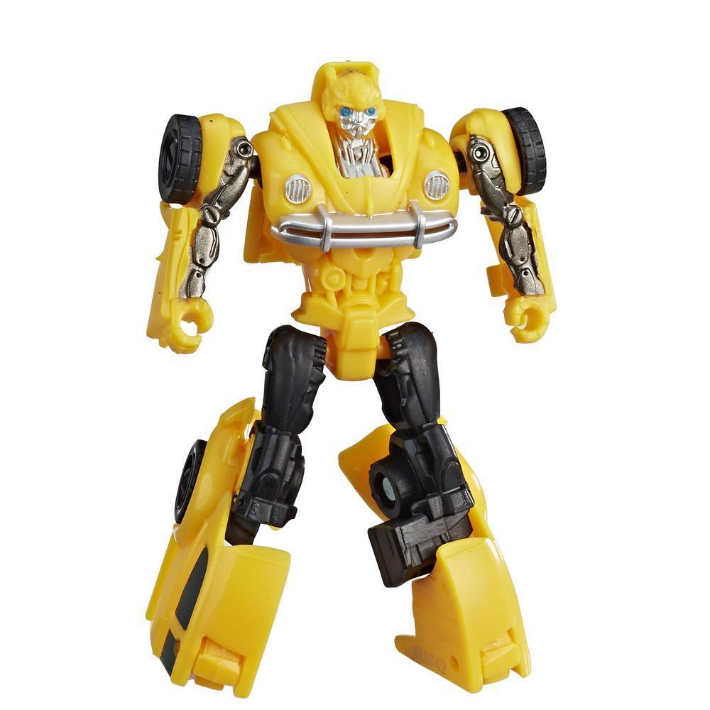 Transformers Estudio Series 12, clase viajero Película 1 Decepticon Brawl