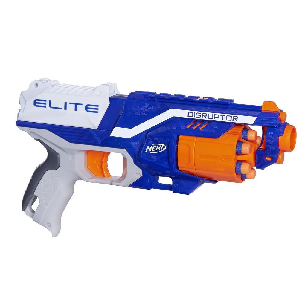 Lanzador Nerf N-Strike Elite Disruptor