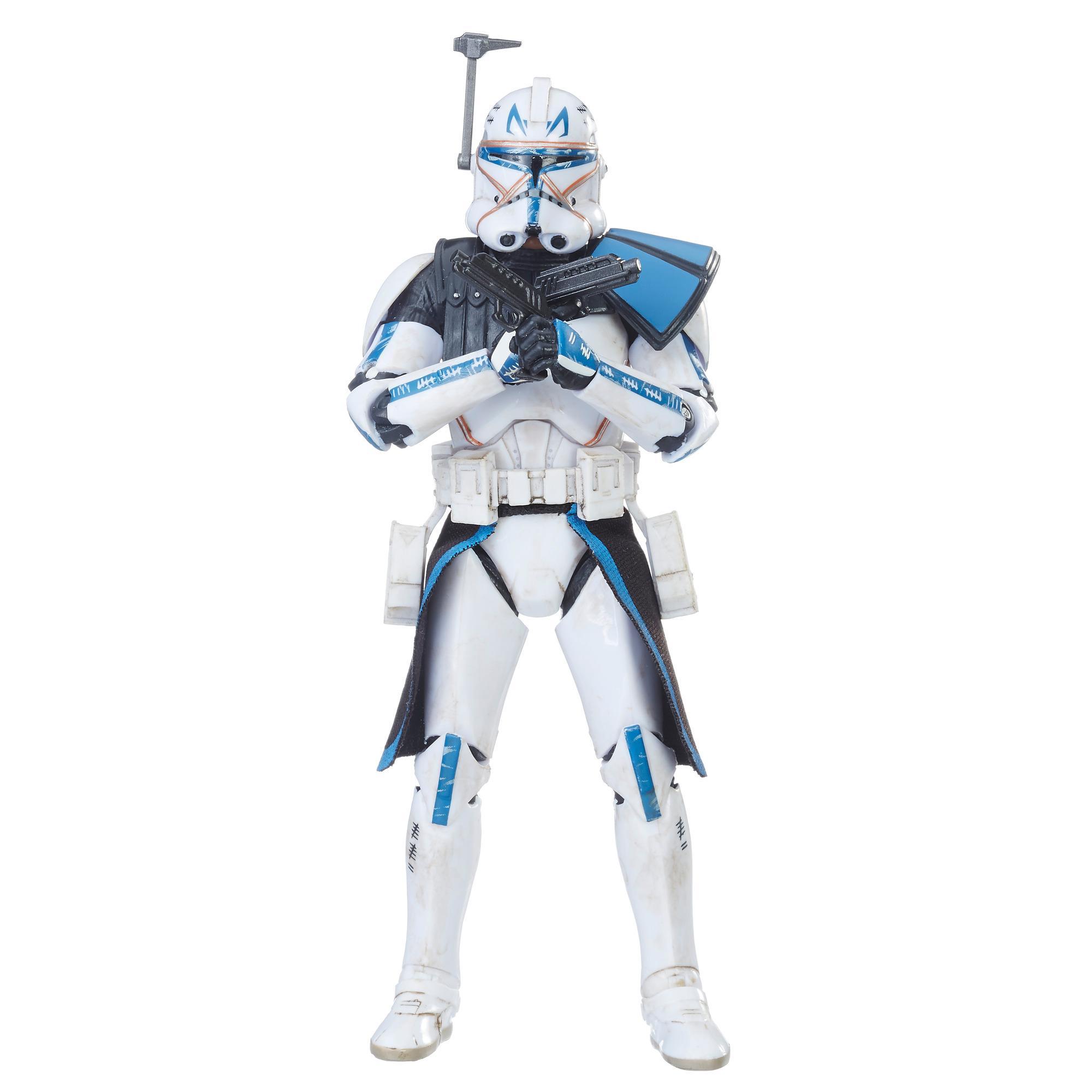 Star Wars The Black Series - Capitán clon Rex