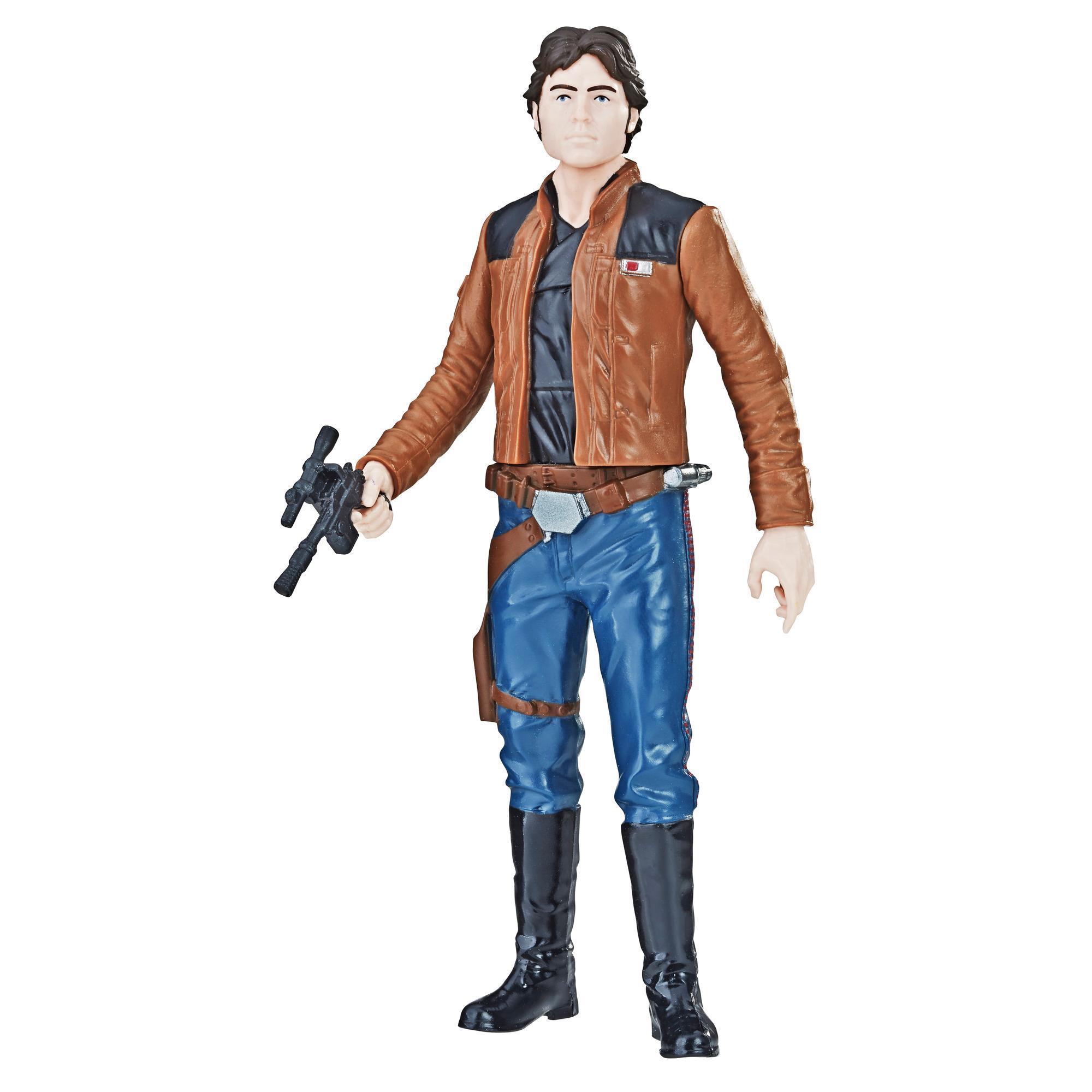 Han Solo: Una historia de Star Wars - Figura de Han Solo de 15 cm