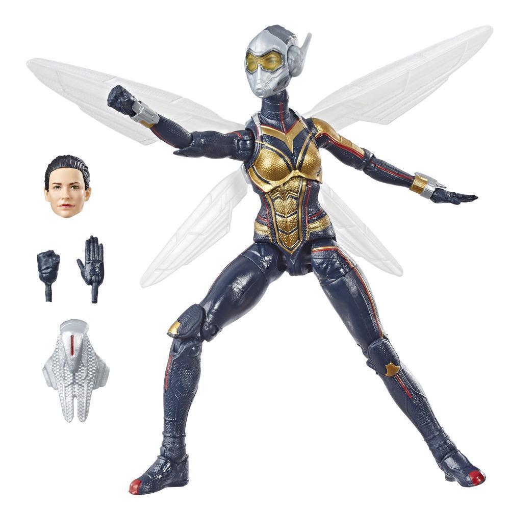 Marvel Legends Series Avengers - Figura de Wasp de 15 cm