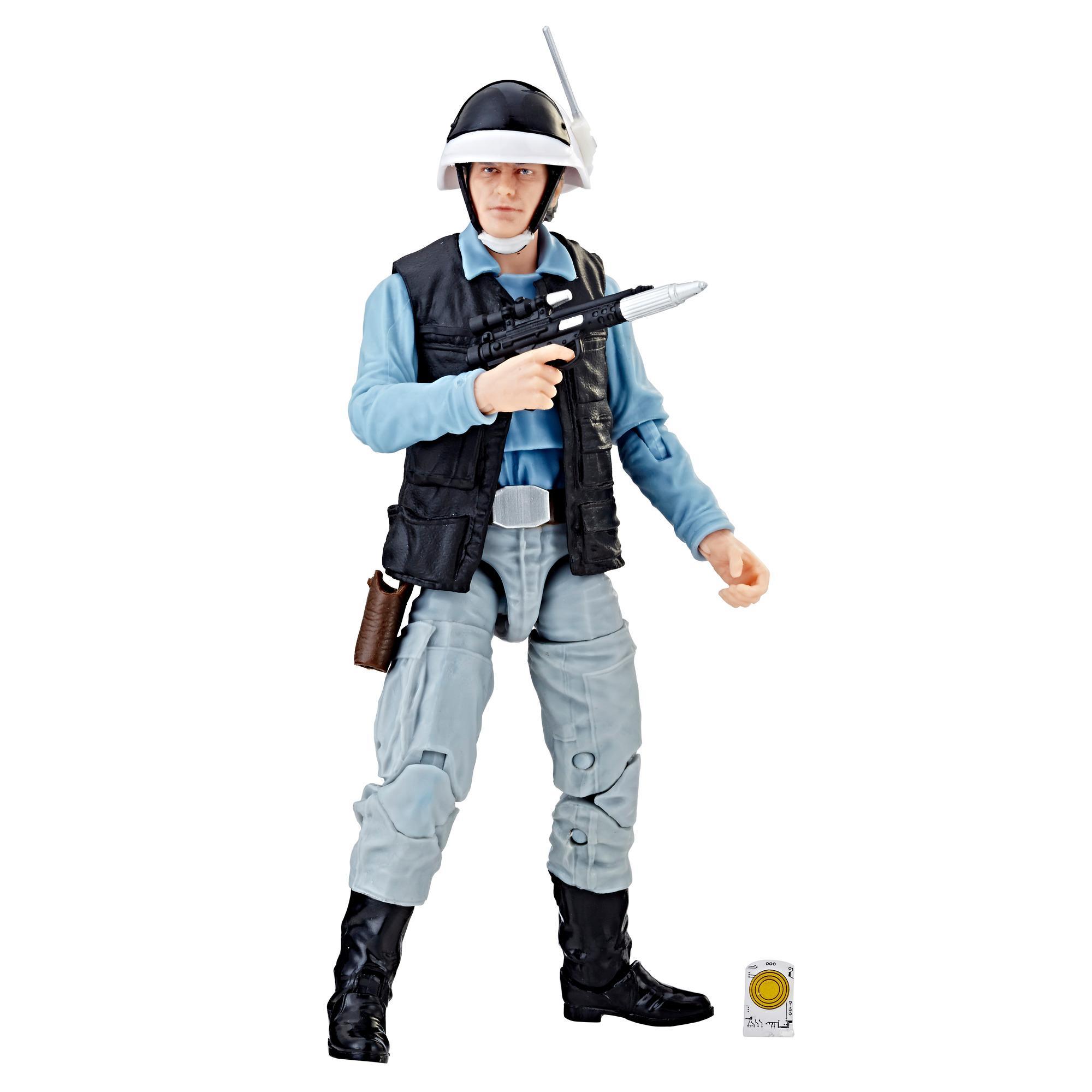 Star Wars The Black Series - Figura de Rebel Trooper de 15 cm