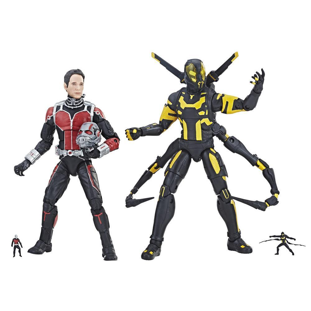 Marvel Studios: The First Ten Years - Ant-Man - Ant-Man y Yellowjacket
