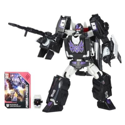 Transformers: Generations -  Poder de los Primes -  Rodimus Unicronus Evolución clase líder
