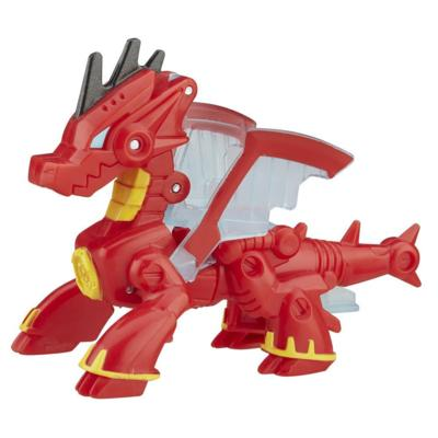 Transformers  Rescue Bots Drake The Dragon Bot
