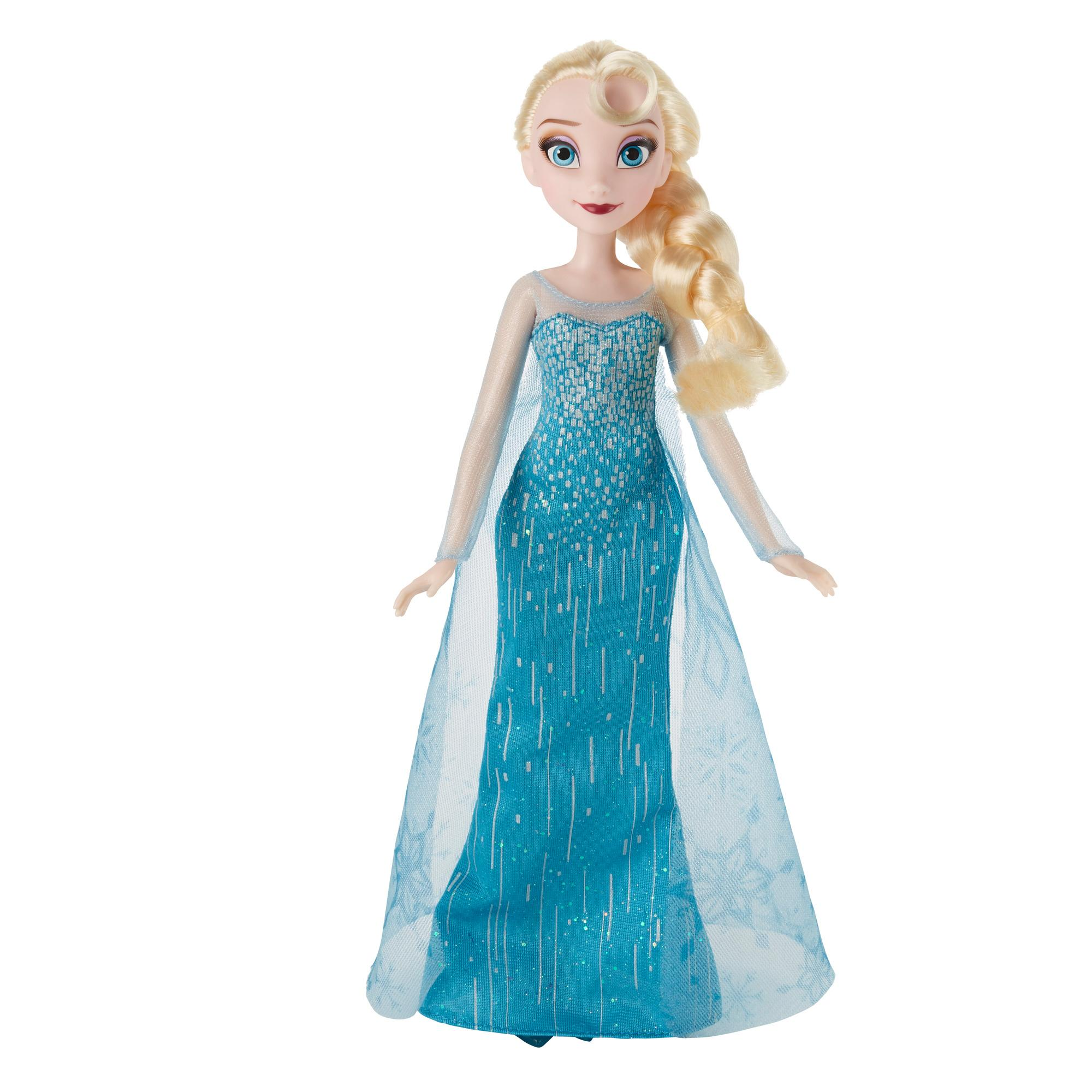 Elsa Moda Clásica de Frozen Una aventura congelada de Disney