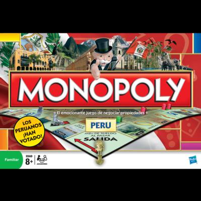 MONOPOLY PERU