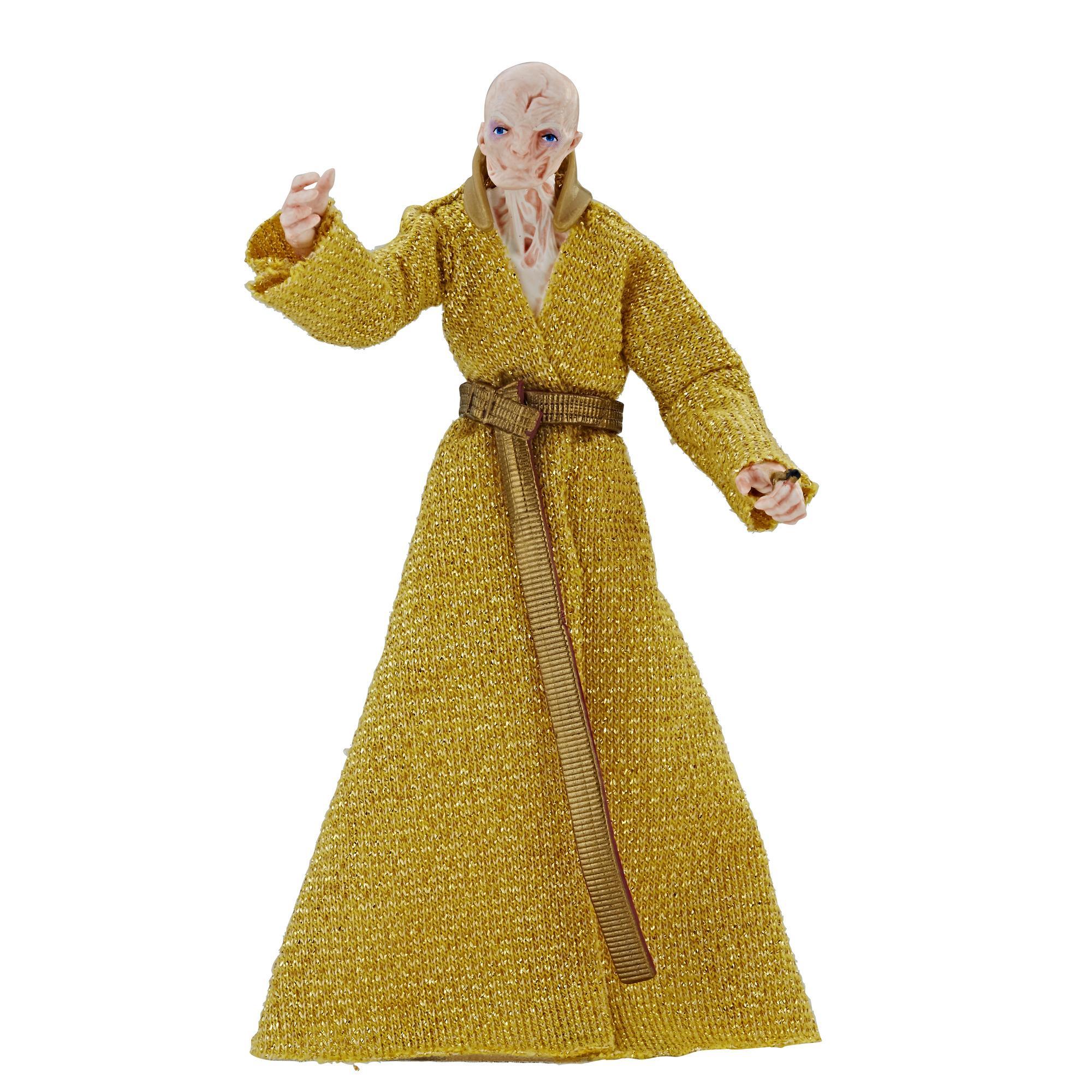 Star Wars La colección Vintage - Figura de Líder Supremo Snoke de 9,5 cm