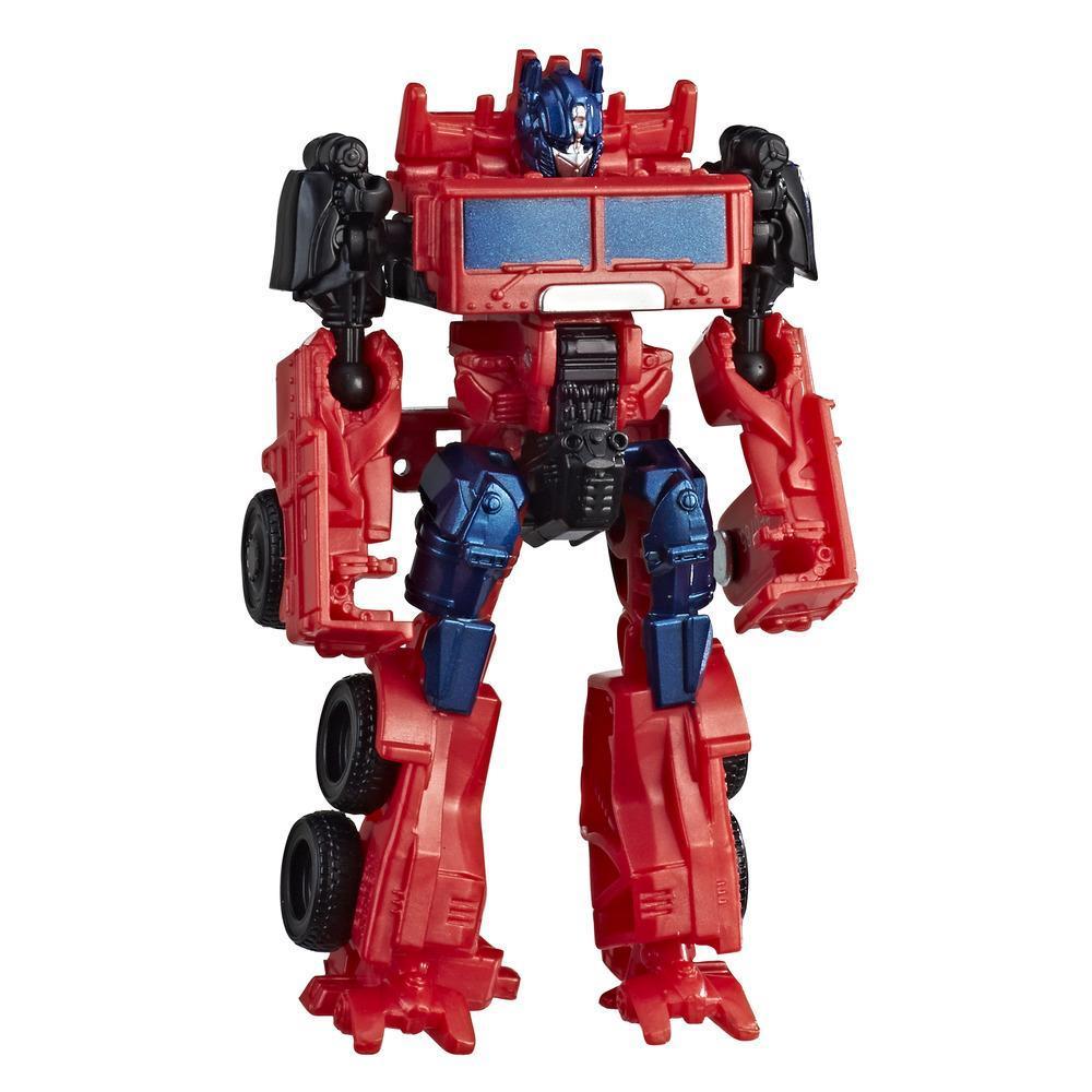 Transformers: Bumblebee - Figura de Optimus Prime Energon Igniters Serie Veloz