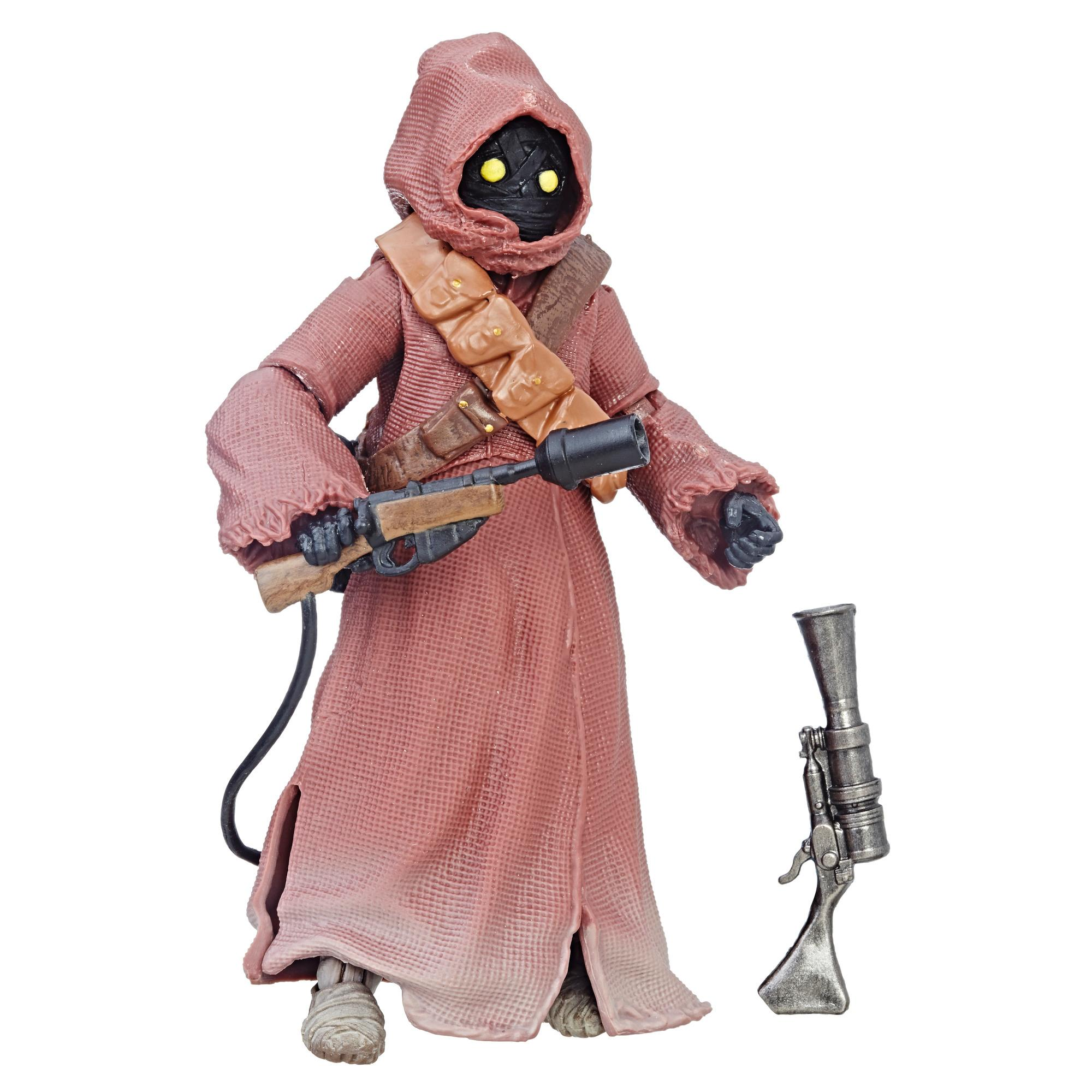 Star Wars The Black Series - Figura Jawa del 40.º aniversario