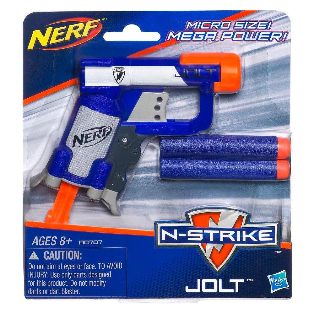 Lanzador Jolt Nerf N-Strike Elite
