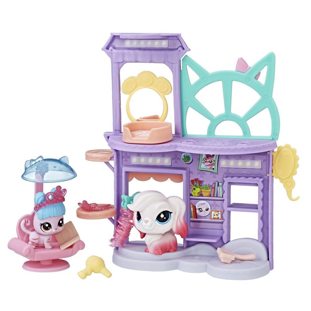 Littlest Pet Shop Shake 'n' Dry Salon