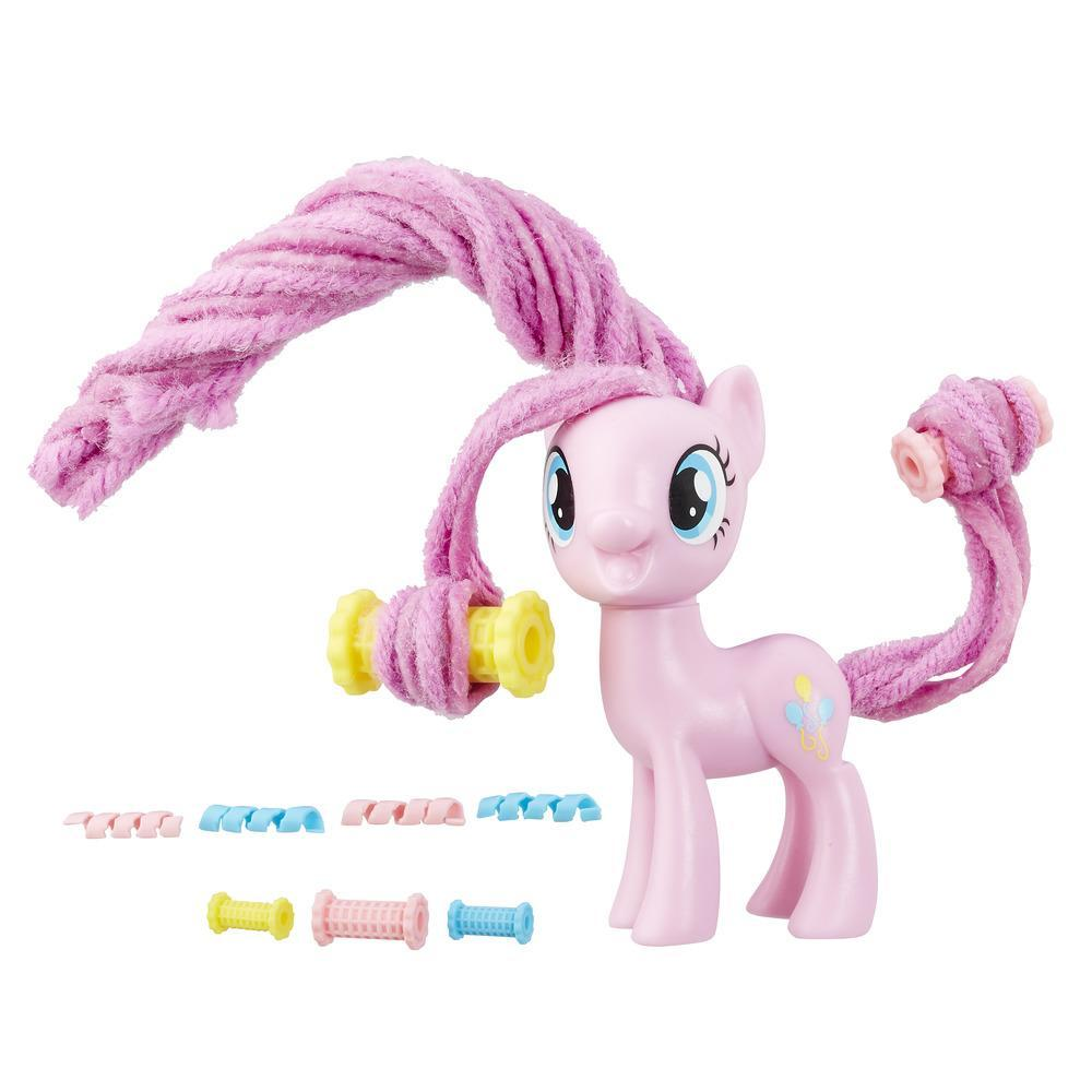 My Little Pony Rizos estilizados de Pinkie Pie