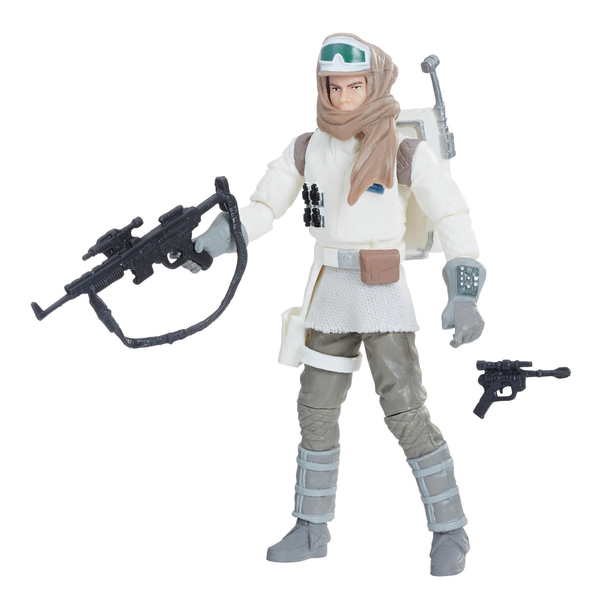 Star Wars La colección Vintage - Figura de Rebel Trooper (Hoth) de 9,5 cm