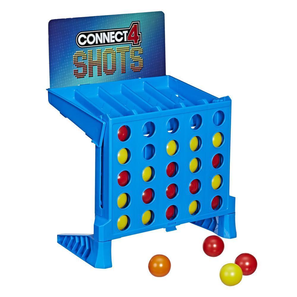 Juego Connect 4 Shots