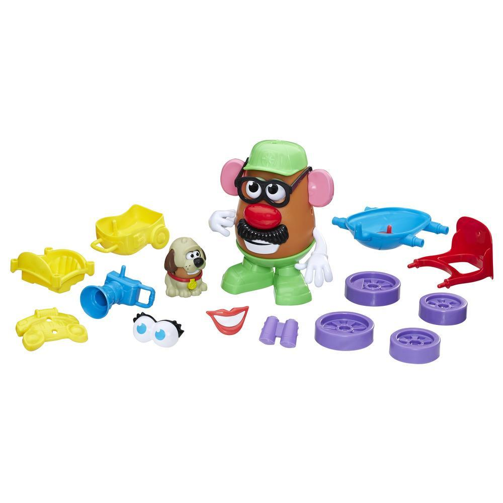 Playskool Friends Mr. Potato Head - Papavehículos