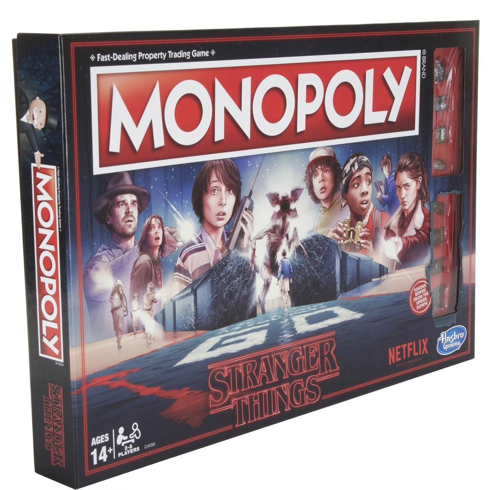 Monopoly: Edición Stranger Things