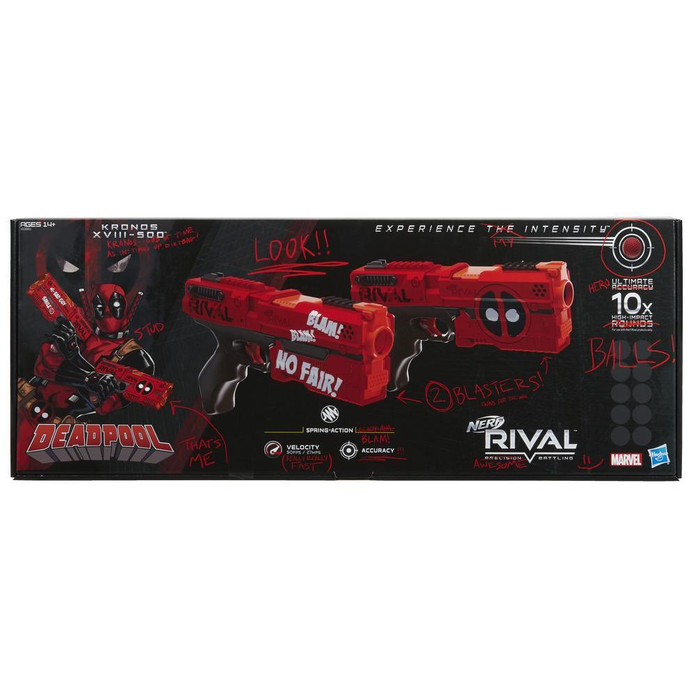 Nerf Rival Deadpool Kronos XVIII-500