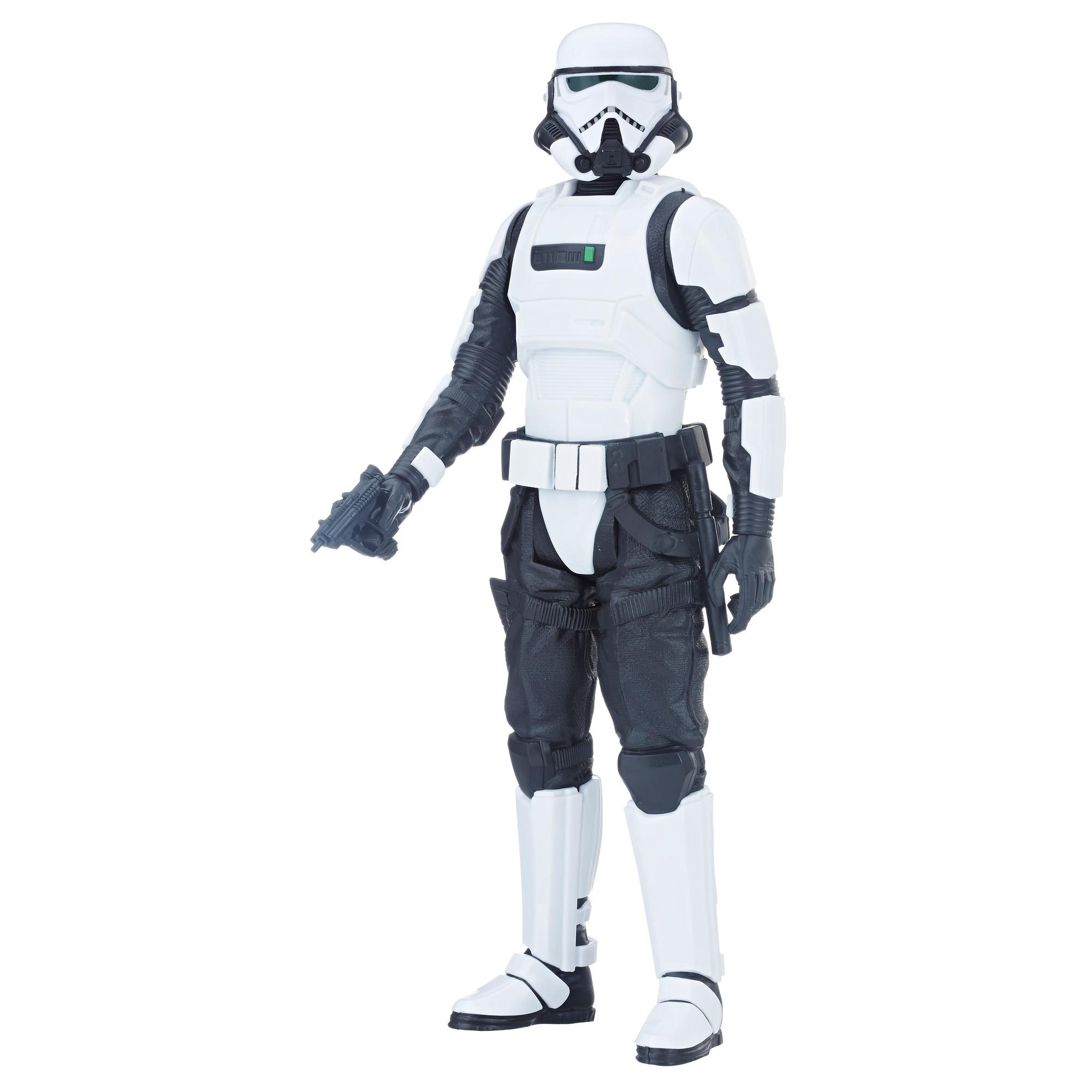 Figura de trooper imperial de patrulla de 30 cm de Solo: A Star Wars Story