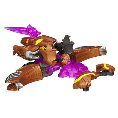 Figura Unicron Megatron de la Clase de comandantes de Transformers Prime Beast Hunters