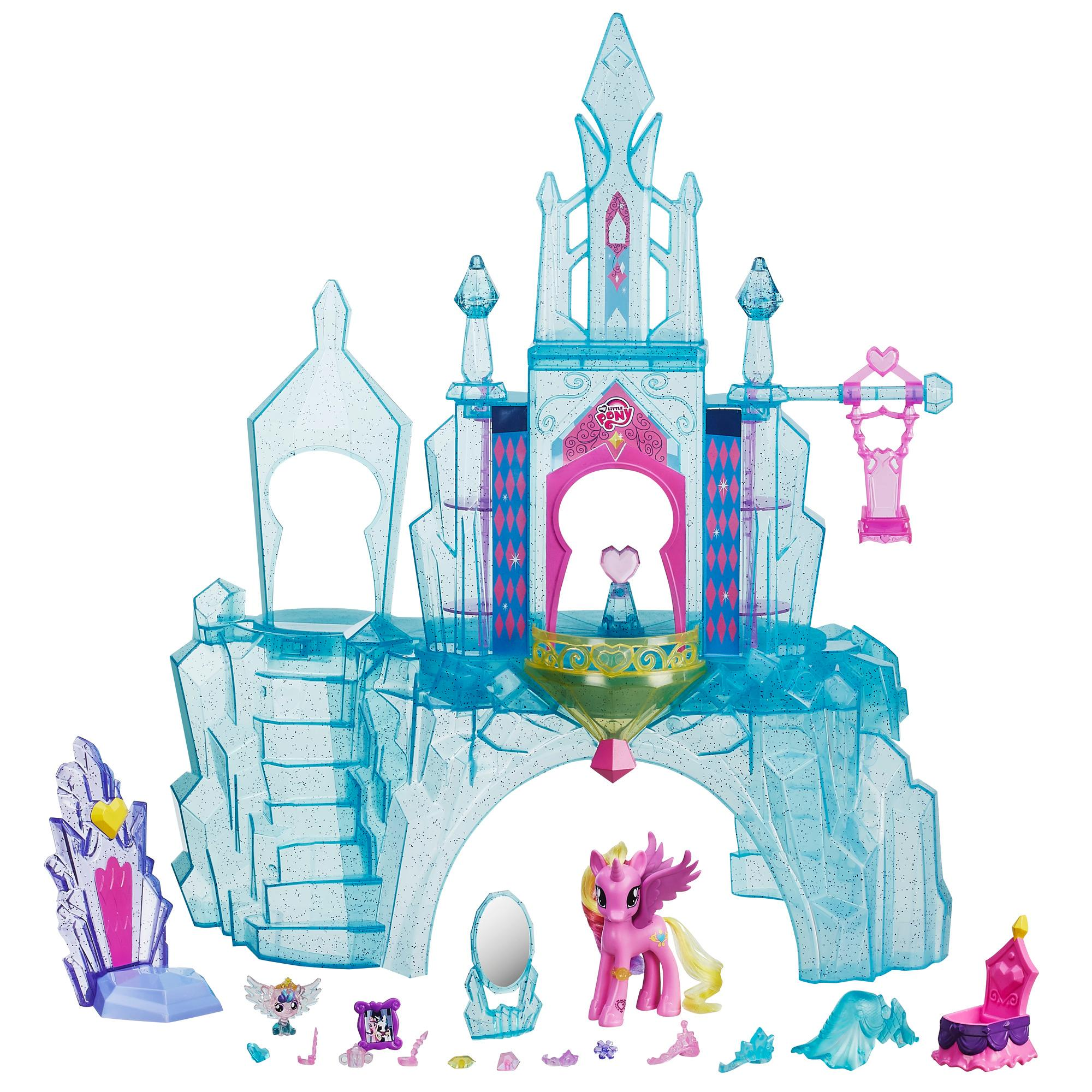 My Little Pony Explore Equestria - Castillo del Imperio de Cristal