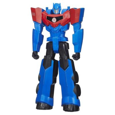 Figura Transformers Robots in Disguise de 30 cm de Optimus Prime Titan Heroes