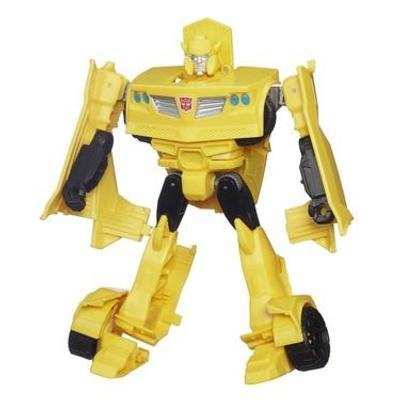 Figura Transformers Generations de Bumblebee Serie Cyber Batallion