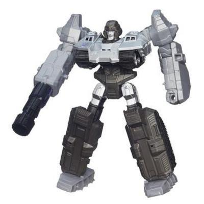 Figura Transformers Generations de Megatron Serie Cyber Batallion