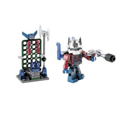 Juego de Optimus Prime de KREON Personalizado de la Era de la Extinción de Transformers KRE-O