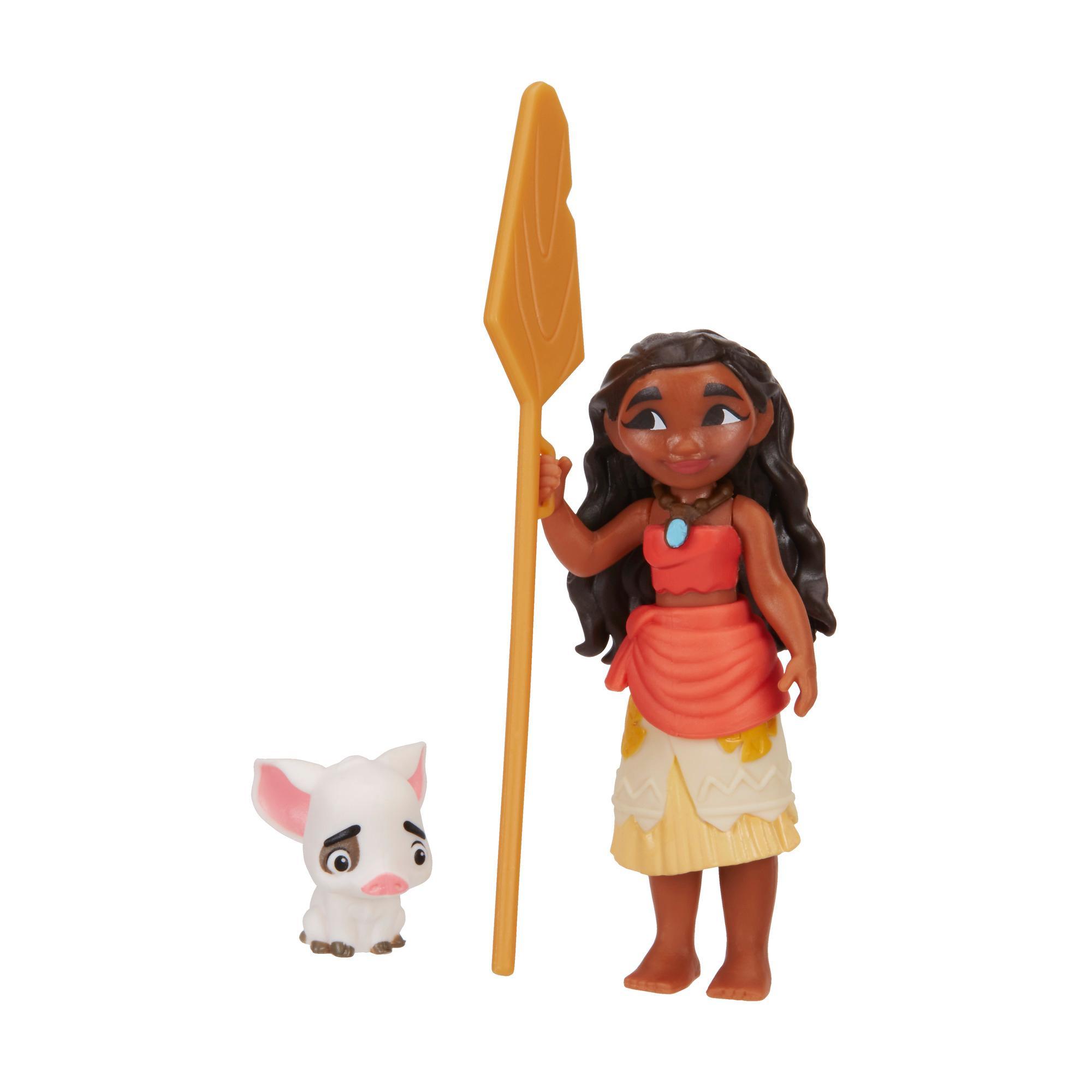 Disney Vaiana and Pua