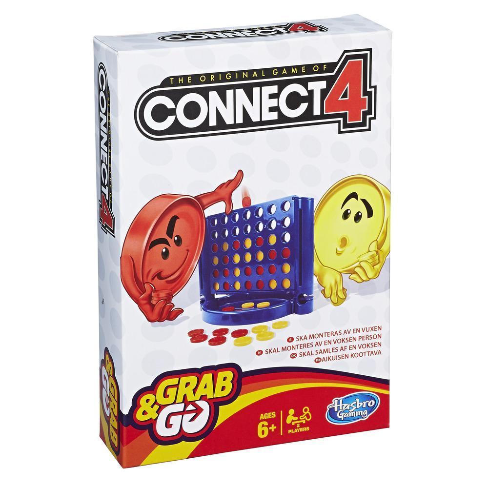 Connect 4 -matkaversio