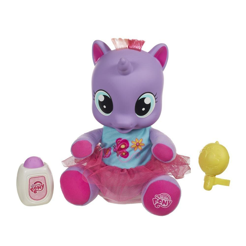 My Little Pony So Soft Tickle 'n Gigglin' Lily Doll