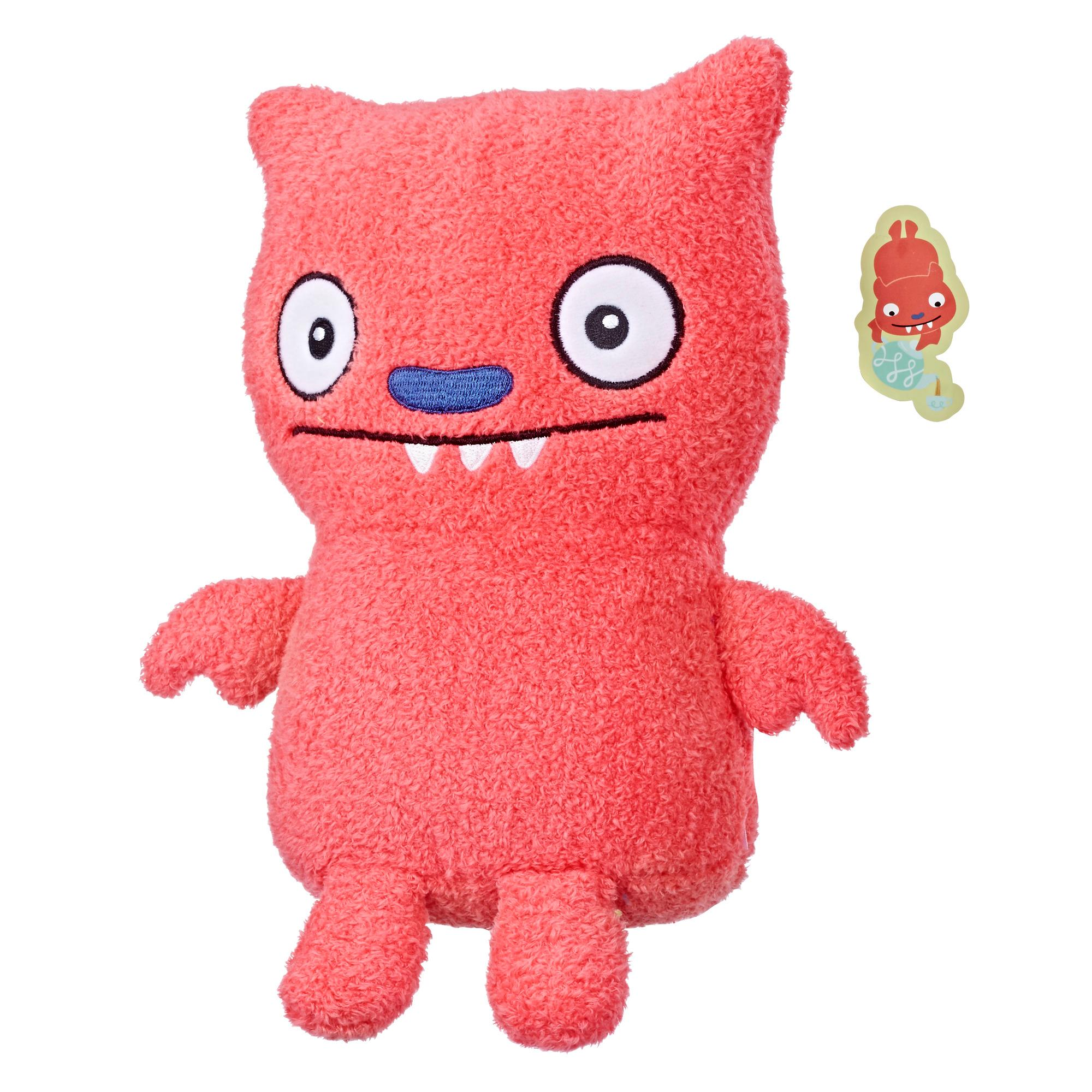 UglyDolls With Gratitude Lucky Bat Stuffed Plush Toy, 23 cm. tall