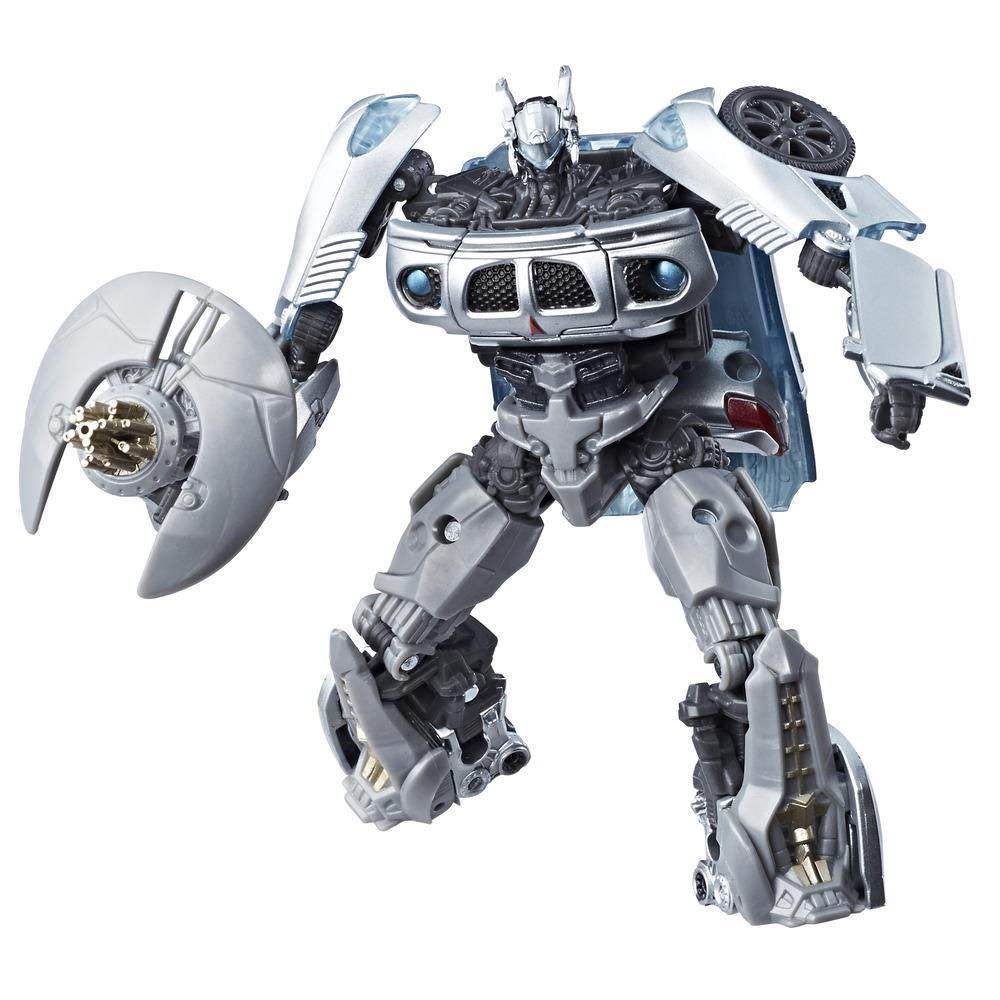 Transformers Studio Series 10 Deluxe Class Movie 1 Autobot Jazz