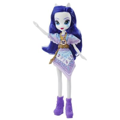 My Little Pony Equestria Girls Legend of Everfree Rarity Doll