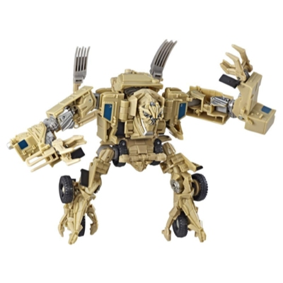 Transformers Studio Series 33 Voyager Class Movie 1 Bonecrusher Action Figure