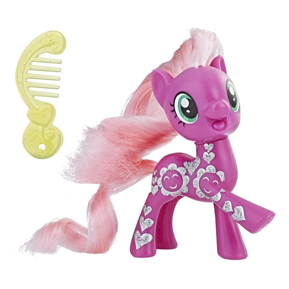 My Little Pony Cheerilee Glitter Design Pony Figure