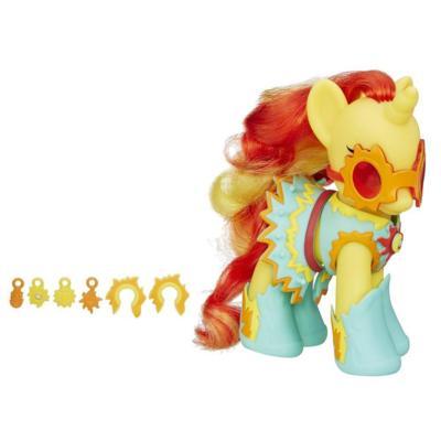 My Little Pony Princess Cutie Mark Magic Fashion Style Sunset Shimmer Figure