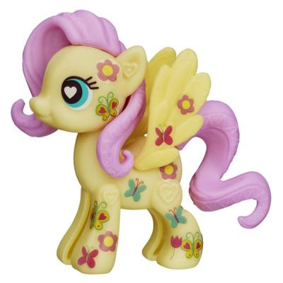 My Little Pony Pop Cutie Mark Magic Fluttershy Starter Kit