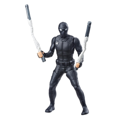 Spider-Man: Far From Home Web Strike Spider-Man 6-Inch Action Figure