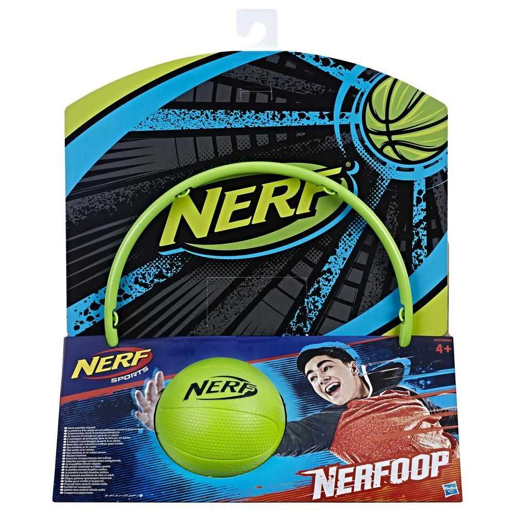 Nerf N-Sports Nerfoop Set (Green)