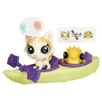 Littlest Pet Shop City Rides