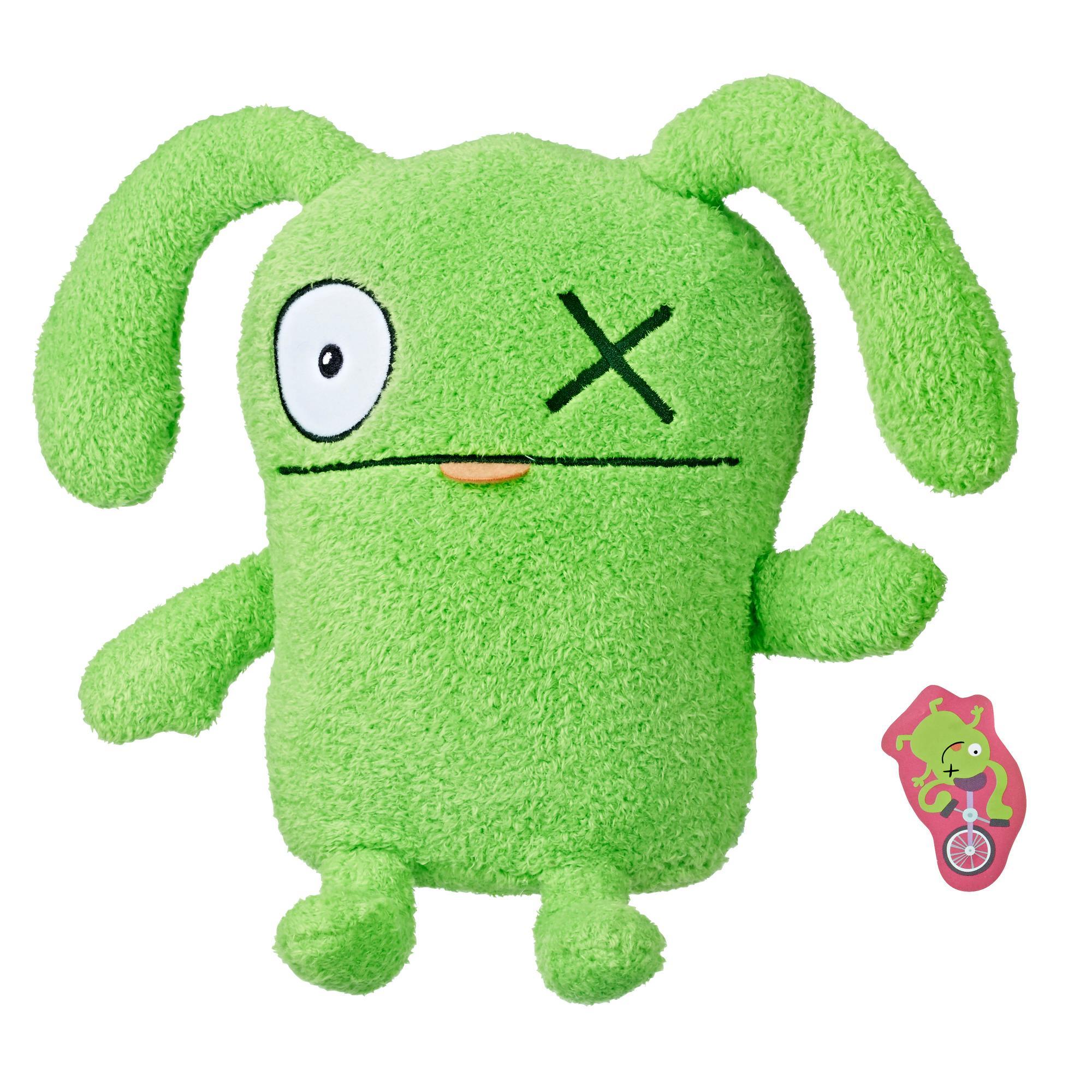 UglyDolls Jokingly Yours OX Stuffed Plush Toy, 23,5 cm. tall