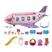 LPS-lentokone lemmikeille