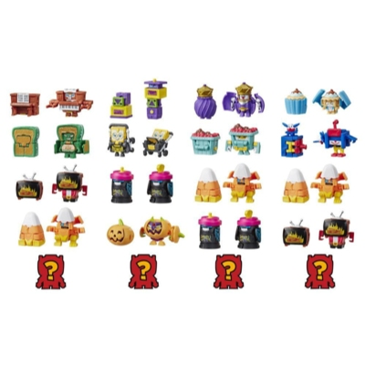 Transformers BotBots Series 3 Season Greeters 5-Pack Mystery 2-In-1 Figures Product