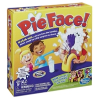 Pie Face Game