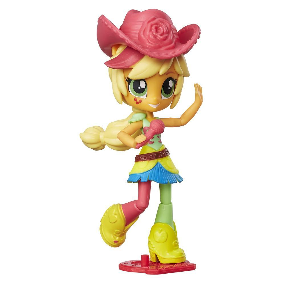 My Little Pony Equestria Girls Minis Rockin Applejack