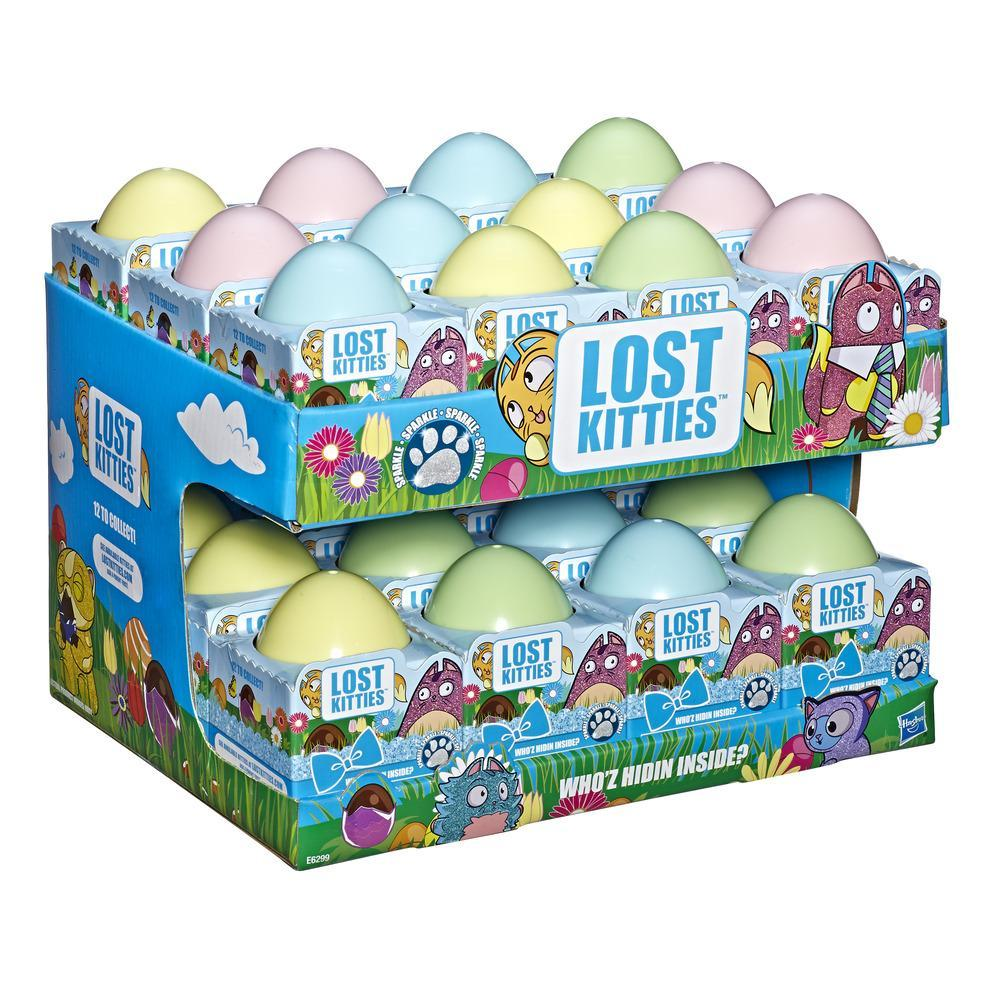 Lost Kitties Single, Special Edition Series, 12 to collect, Ages 5 and Up