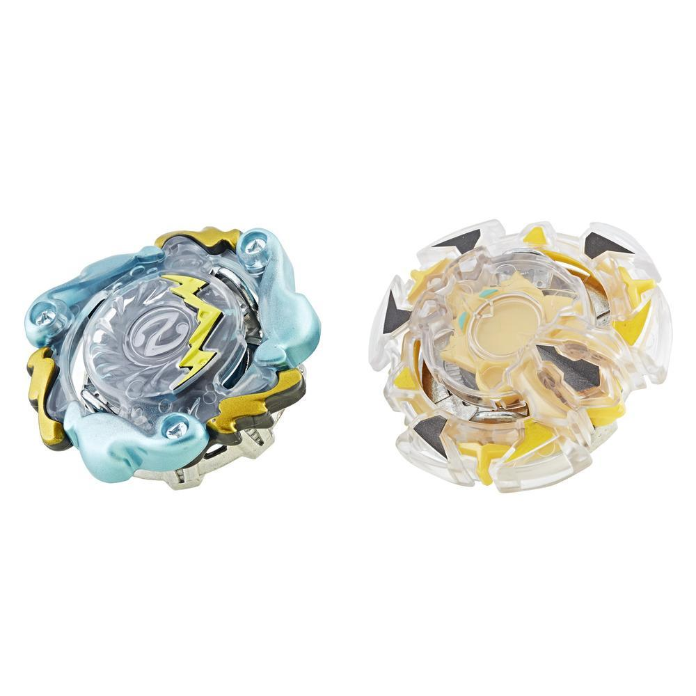 Beyblade Burst Dual Pack Treptune and Nepstrius N2