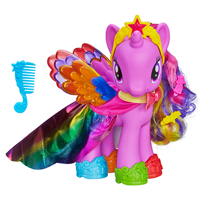 My Little Pony Cutie Mark Magic Rainbow Princess Twilight Sparkle Figure